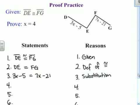Proof Practice 2