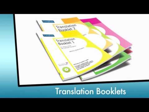 Translation booklets - Vaughan Systems