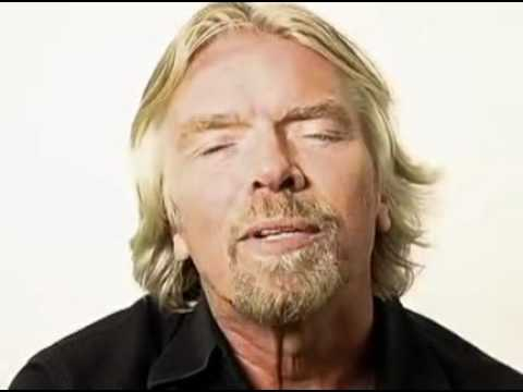 Richard Branson: Growing Up Dyslexic