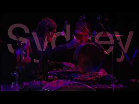 TEDxSydney - Synergy - percussion ensemble