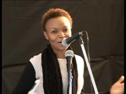 TEDxNairobi - Martha Ndungu - 8/8/09