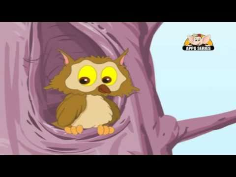 Nursery Rhyme - Wise Old Owl