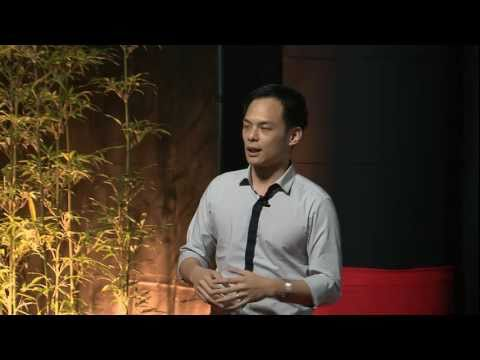 TEDxMonga - Jamie Lin 林之晨 - Investing in Tech Start-ups in Taiwan