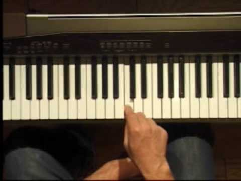 Piano Lesson - Middle C