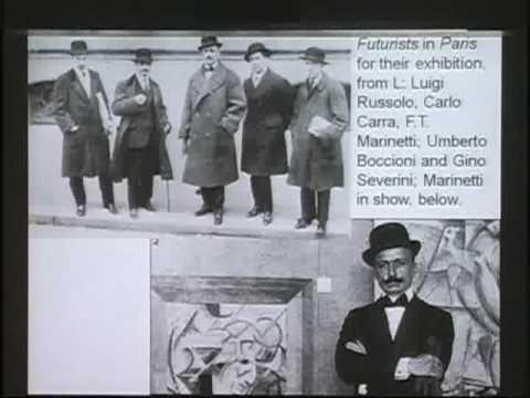 Pt 6 - Duchamp Symposium (Dr. Lewis Kachur)