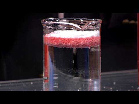 Oil Absorbing Polymer