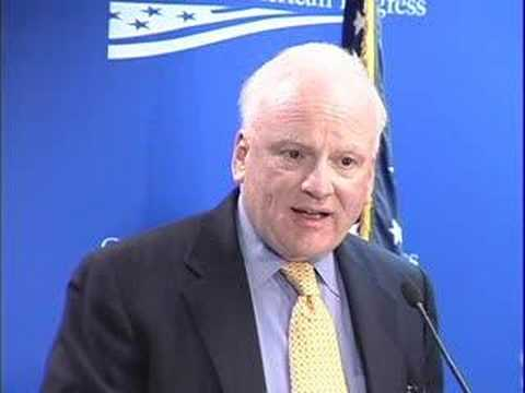 Richard Clarke: Next Steps in The War on Terror Part 1