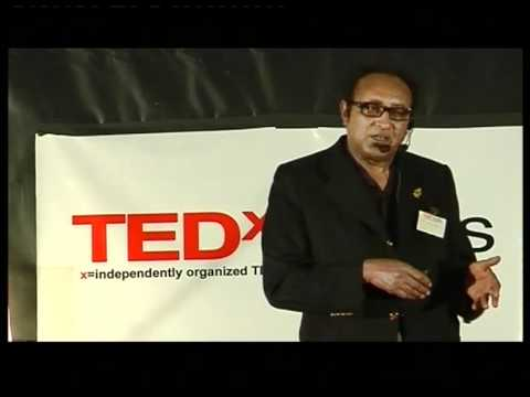 TEDxAddis - Dr. B. T. Costantinos - Policy Advisor