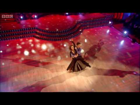 Rachel and Vincent's rumba - Strictly Come Dancing - BBC