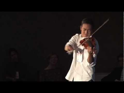 TEDxCambridge - Adrian Anantawan: Virtual musical instruments