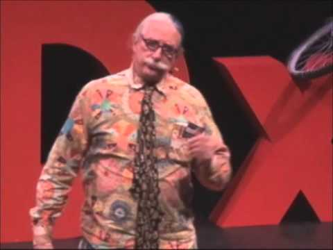 TEDxUtrechtUniversity - Patch Adams - Gesundheit Institute