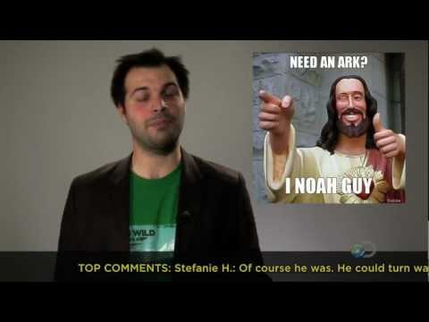 TWiDN: Would Happy Jesus Save the Dolphins?