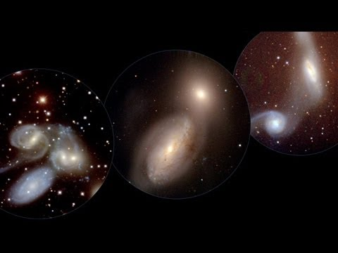 Science Bulletins: Cosmic Collisions Fuel Black Holes