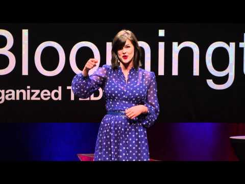"TEDxBloomington -- Jessica Quirk -- ""Look Good, Feel Good: The Case for Playing Dress Up"""