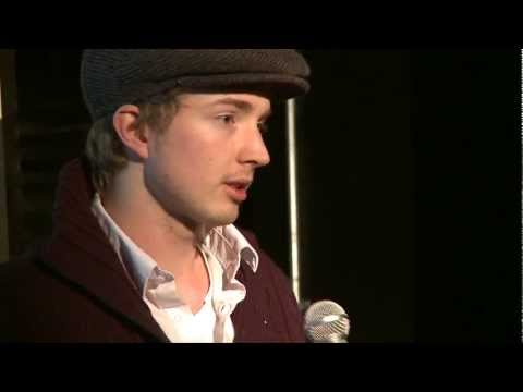 TEDxTrondheim - Eirik Backer - The importance of being naive
