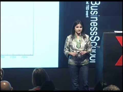 TEDxLondonBusinessSchool - Payal Patel - Financial Finish Line