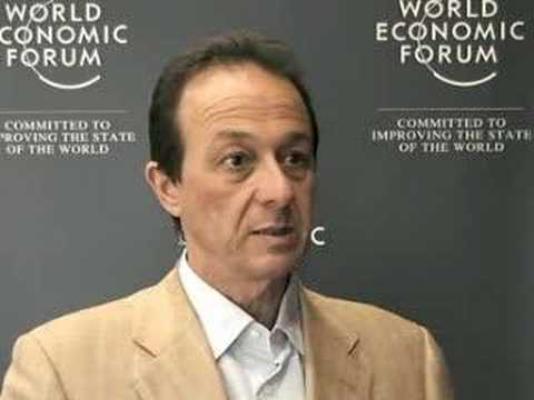World Economic Forum Middle East Director, Sherif El...