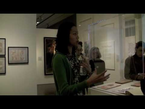 Shanghai Exhibition Docent Walkthrough (2/10/2010) - Part II