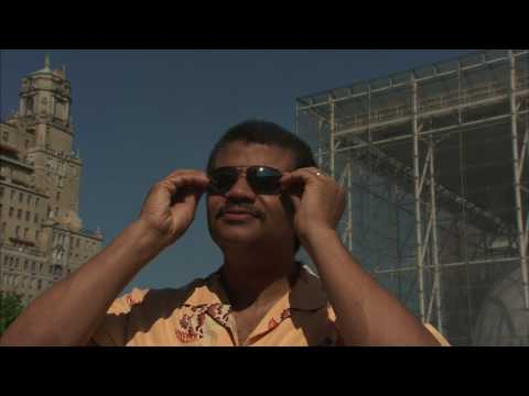 Neil deGrasse Tyson Takes A Journey to the Stars