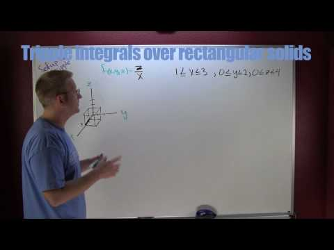 tripple integral over a rectangular solids.mov