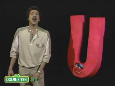 Sesame Street: U Really Got A Hold On Me