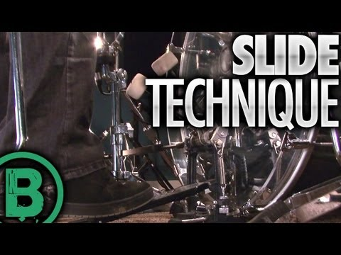 Slide Technique - Beginner Drum Lessons