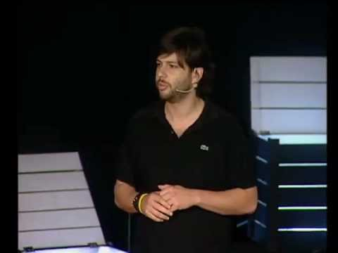 TEDxBeirut - Mazen Hajjar - And then there was beer...
