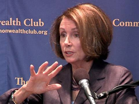 Nancy Pelosi - Three Goals of the Healthcare Bill