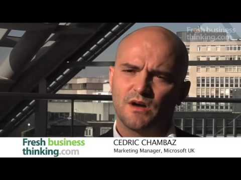 Search Engine Optimisation: Interview with Microsoft's Cedric Chambaz