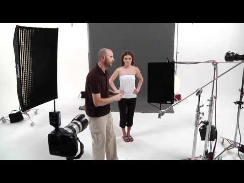 Studio Lighting Essentials for Portrait Photography: Part 2