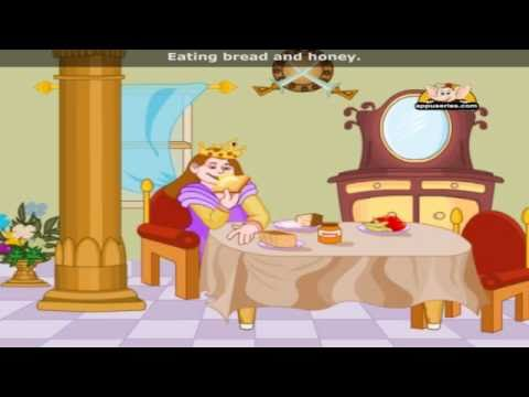 Sing a Song of Sixpence with Lyrics - Nursery Rhyme