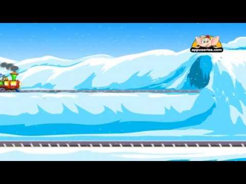 Nursery Rhyme - The Runaway Train