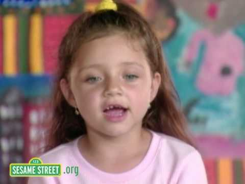 Sesame Street: Kids Talk About Games