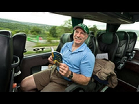 Rick Steves Tour Experience: Roomy Buses and Expert Drivers