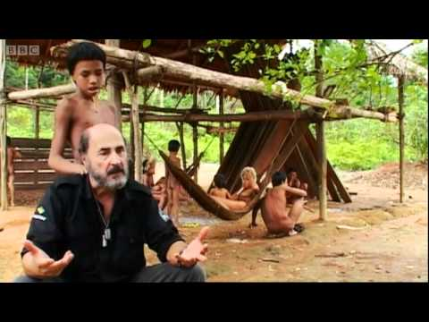 Protecting the tribes - Amazon: Truth and Myth - BBC