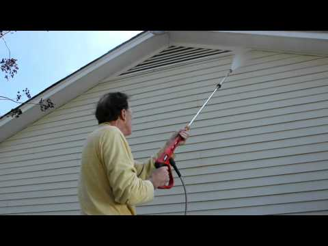 "PowerCare 36"" Pressure Washer Extention Wand"
