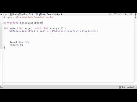 Objective C Programming Tutorial - 28 - Inheritance