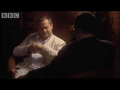 Tears of a clown -  Jack Dee talks about sad comedians - BBC celebrity interview