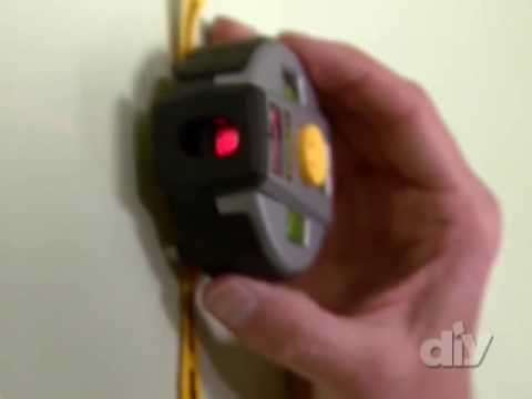 Stud Finder/Laser Level-DIY