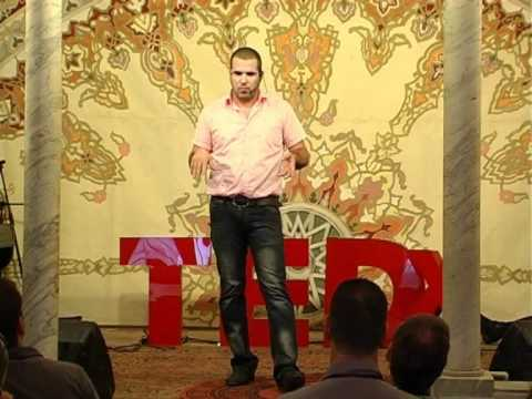 TEDxJaffa - Osama Elewat - Finding Friends Among Your Enemy