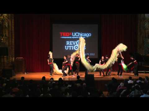 TEDxUChicago 2012 - Dragon Dance Club