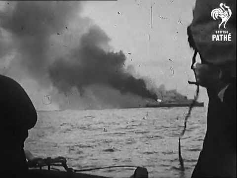 Ships Scuttled by Order of Hitler - Great Naval Scenes