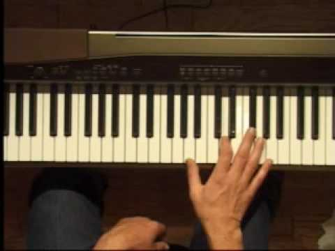 Piano Lesson - D Major Triad Inversions (Right Hand)