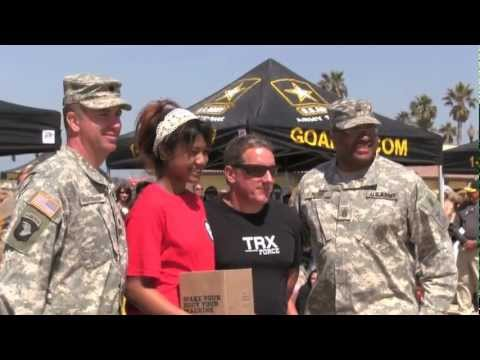 TRX® FORCE™|So Cal Recruiting Battalion Mission Readiness Challenge