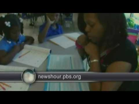 States Seek Stimulus Funds Tied to Education Reform | PBS NewsHour