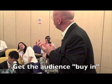 Public Speaking Tip 31 |  How to satisfy your audience every time, without enough time