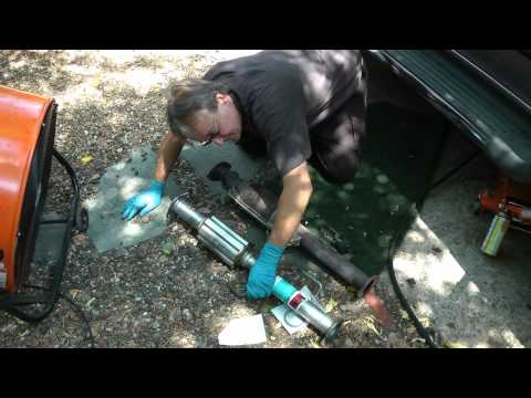 Replacing A Catalytic Converter