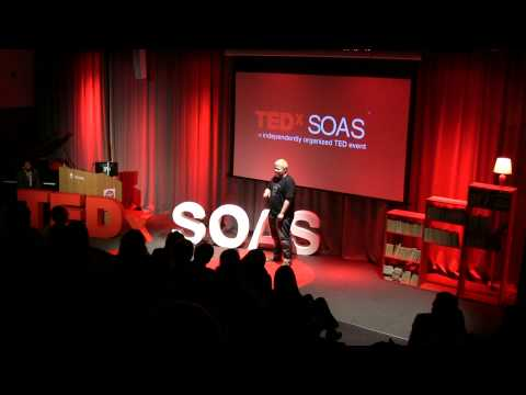 "TEDxSOAS - Art Mitchells-Urwin - ""Refusing to Acknowledge the Neo-Colonial Gaze and Penis"""
