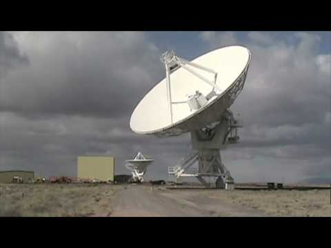 Very Large Array - 超大型干渉電波望遠鏡群