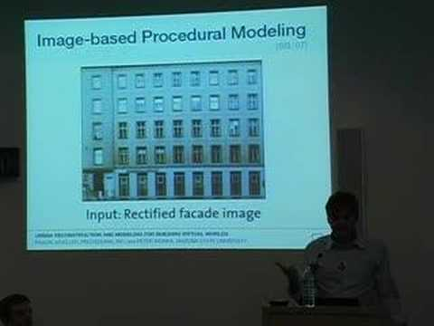 Urban Reconstruction and Modeling for Building Virtual Worlds